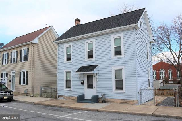 708 George Street, HAGERSTOWN, MD 21740 (#MDWA171008) :: AJ Team Realty