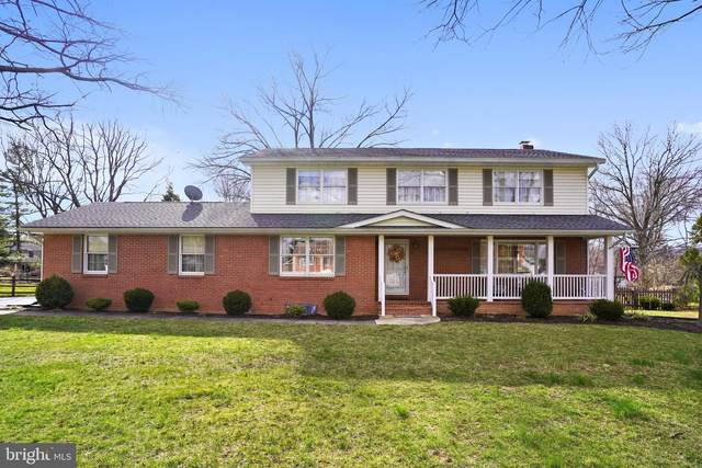 8108 Overlook Court, FREDERICK, MD 21702 (#MDFR260638) :: Charis Realty Group
