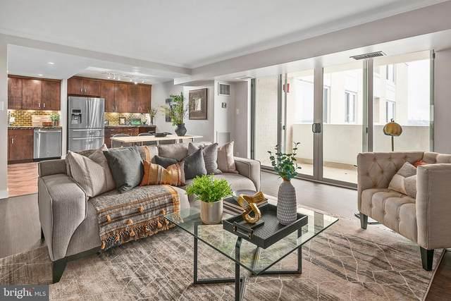 4601 N Park Avenue #1706, CHEVY CHASE, MD 20815 (#MDMC697890) :: Jennifer Mack Properties