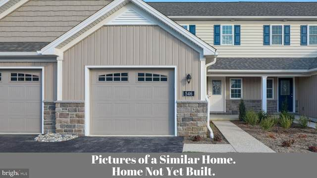 105 Rowley Court #46, LANCASTER, PA 17603 (#PALA159584) :: Iron Valley Real Estate