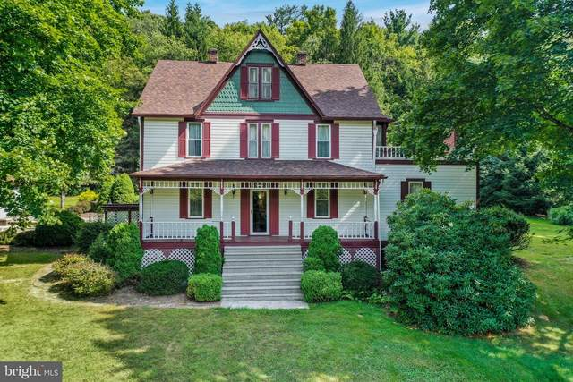14610 New Georges Creek Road, FROSTBURG, MD 21532 (#MDAL133788) :: Bob Lucido Team of Keller Williams Integrity