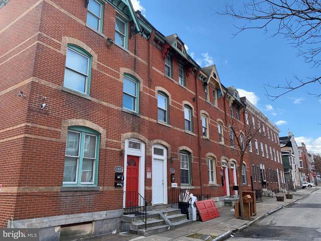 1424 Cambridge Street, PHILADELPHIA, PA 19130 (#PAPH876512) :: John Smith Real Estate Group