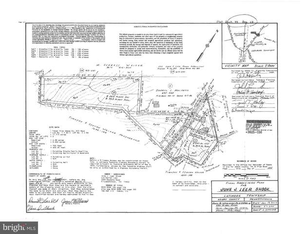 Lot 3 Town Hill Road, YORK SPRINGS, PA 17372 (#PAAD110726) :: TeamPete Realty Services, Inc
