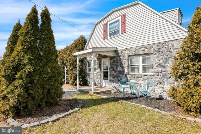 743 Columbia Avenue, TEMPLE, PA 19560 (#PABK355038) :: Charis Realty Group