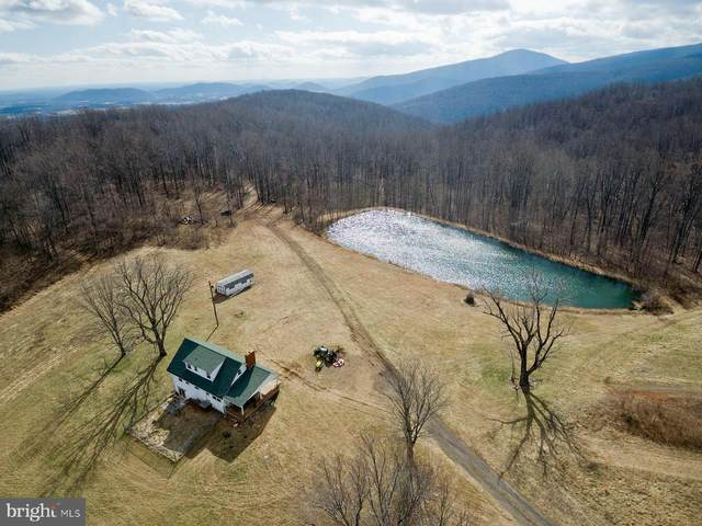 145 Waterfall Road, CHESTER GAP, VA 22623 (#VARP107134) :: Sunrise Home Sales Team of Mackintosh Inc Realtors