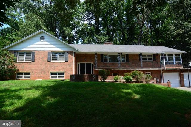 10212 Hunter Valley Road, VIENNA, VA 22181 (#VAFX1114296) :: Debbie Dogrul Associates - Long and Foster Real Estate