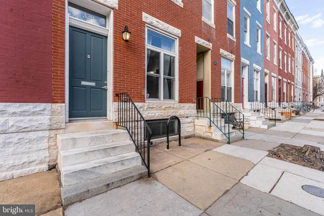 320 E 22ND Street, BALTIMORE, MD 21218 (#MDBA502286) :: AJ Team Realty