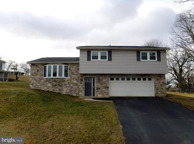 8 Buckingham Drive, CHAMBERSBURG, PA 17201 (#PAFL171594) :: The Joy Daniels Real Estate Group