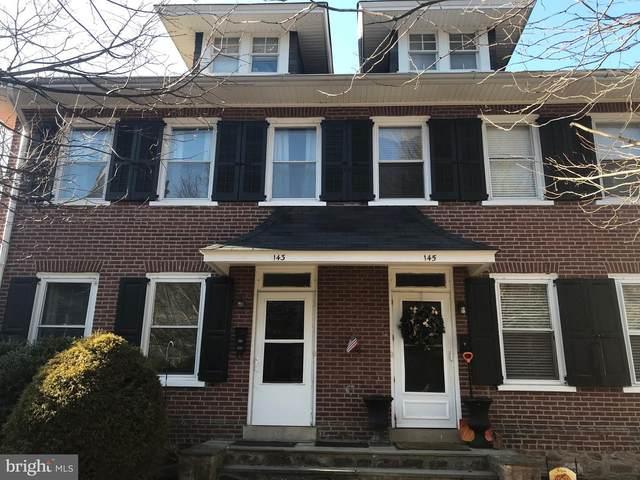 143 Mechanics Street, DOYLESTOWN, PA 18901 (#PABU491092) :: The Matt Lenza Real Estate Team