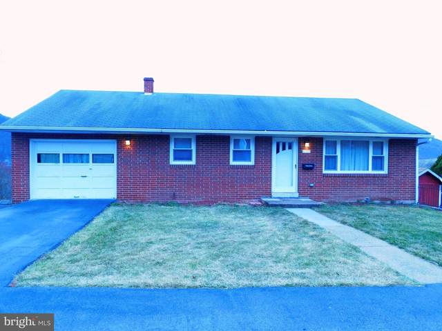11707 Daisy Avenue, CUMBERLAND, MD 21502 (#MDAL133794) :: Gail Nyman Group