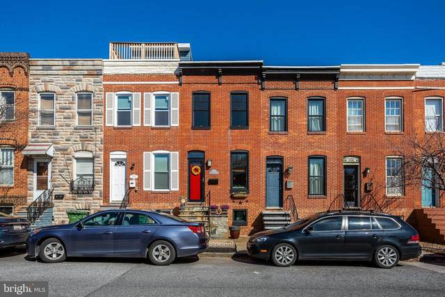 3324 Hudson Street, BALTIMORE, MD 21224 (#MDBA502384) :: SURE Sales Group