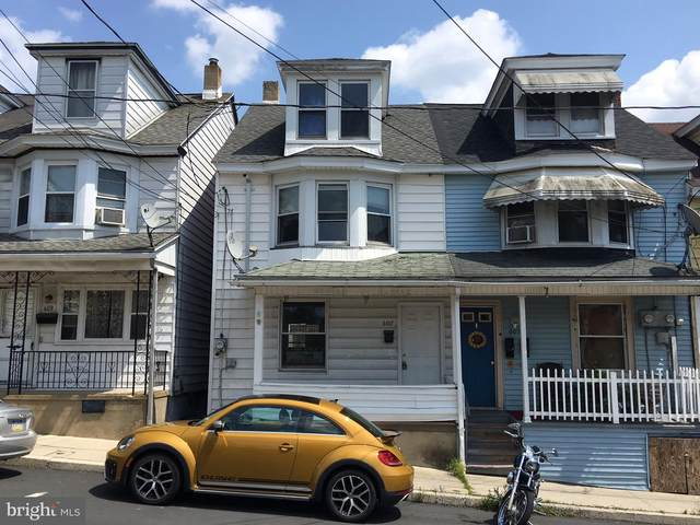 607 N 2ND Street, MINERSVILLE, PA 17954 (#PASK129948) :: The Joy Daniels Real Estate Group