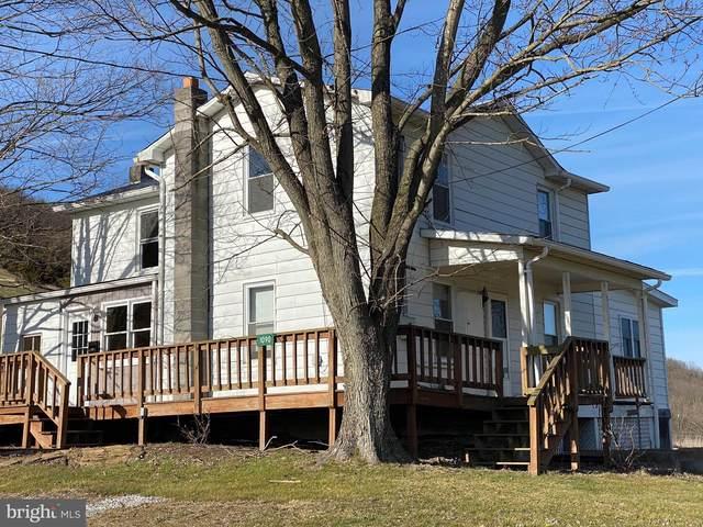 1090 Luther Heishman Road, BAKER, WV 26801 (#WVHD105816) :: Dart Homes