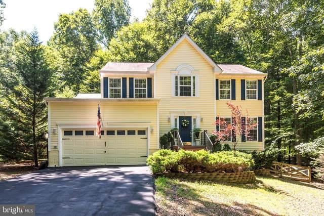 251 Cedar Ridge Drive, RUTHER GLEN, VA 22546 (#VACV121744) :: Pearson Smith Realty