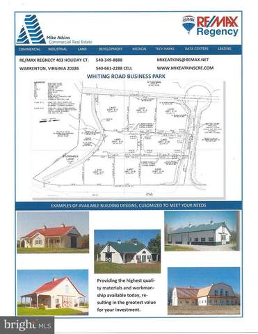 7587 LAND ONLY 2A Capitol Way A, MARSHALL, VA 20115 (#VAFQ164438) :: RE/MAX Cornerstone Realty
