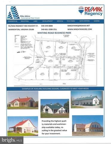 7587 LAND ONLY Capitol Way B, MARSHALL, VA 20115 (#VAFQ164440) :: RE/MAX Cornerstone Realty