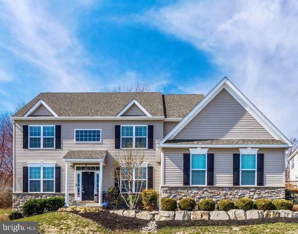 110 N Sidesaddle Lane, COATESVILLE, PA 19320 (#PACT500304) :: Blackwell Real Estate