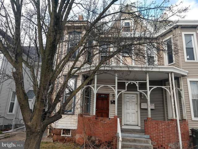118 2ND Street, HIGHSPIRE, PA 17034 (#PADA119746) :: The Joy Daniels Real Estate Group