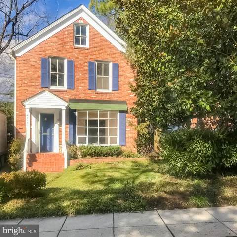 4617 Q Street NW, WASHINGTON, DC 20007 (#DCDC460508) :: The Licata Group/Keller Williams Realty