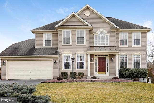 603 Shannon Drive N, GREENCASTLE, PA 17225 (#PAFL171612) :: The MD Home Team