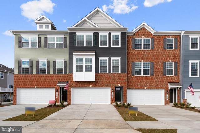 5123 Ironsides Drive, FREDERICK, MD 21703 (#MDFR260748) :: AJ Team Realty