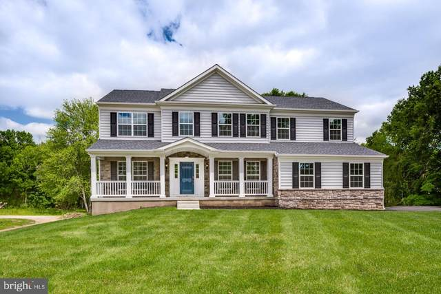 6 Deer Rest Road, MOORESTOWN, NJ 08057 (#NJBL368140) :: Tori Weiss Hamstead & Associates