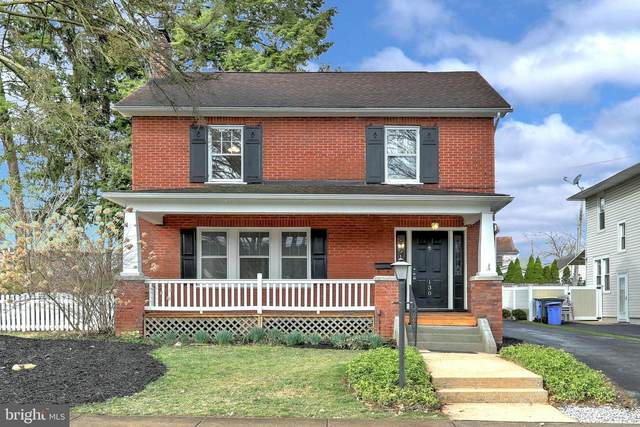 130 N Findlay Street, YORK, PA 17402 (#PAYK134462) :: The Heather Neidlinger Team With Berkshire Hathaway HomeServices Homesale Realty