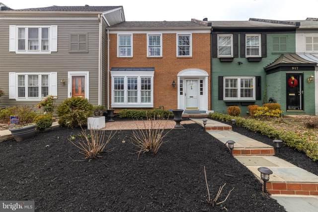 919 S Alfred Street, ALEXANDRIA, VA 22314 (#VAAX244076) :: The Matt Lenza Real Estate Team