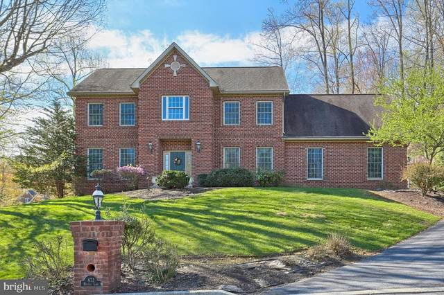 671 Hunters Lane, LEWISBERRY, PA 17339 (#PAYK134476) :: The Joy Daniels Real Estate Group