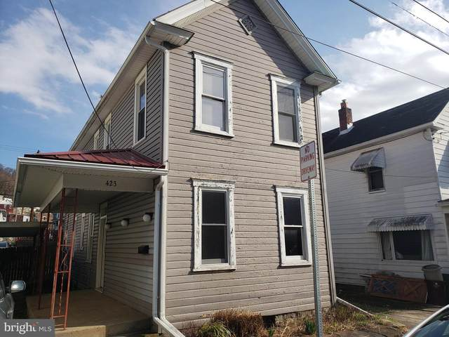 423 Furnace Street, CUMBERLAND, MD 21502 (#MDAL133802) :: Great Falls Great Homes