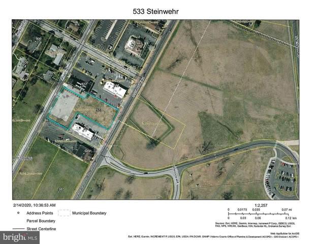 533 Steinwehr Avenue, GETTYSBURG, PA 17325 (#PAAD110756) :: The Joy Daniels Real Estate Group