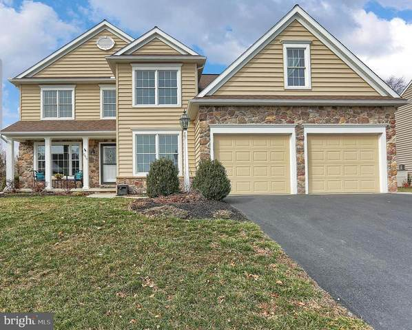 2014 Braeburn Drive, MECHANICSBURG, PA 17055 (#PACB121974) :: Iron Valley Real Estate