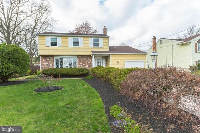208 Somerdale Road, VOORHEES, NJ 08043 (MLS #NJCD388596) :: The Premier Group NJ @ Re/Max Central