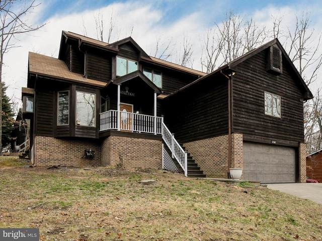 1260 Lakeview Drive, CROSS JUNCTION, VA 22625 (#VAFV156068) :: Pearson Smith Realty