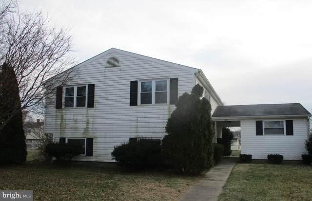 334 Yale Road, PEMBERTON, NJ 08068 (MLS #NJBL368202) :: The Dekanski Home Selling Team