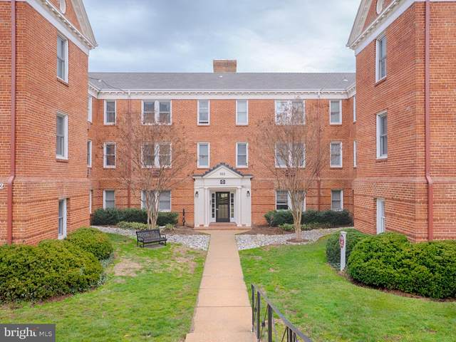 922 S Washington Street #205, ALEXANDRIA, VA 22314 (#VAAX244098) :: The Matt Lenza Real Estate Team