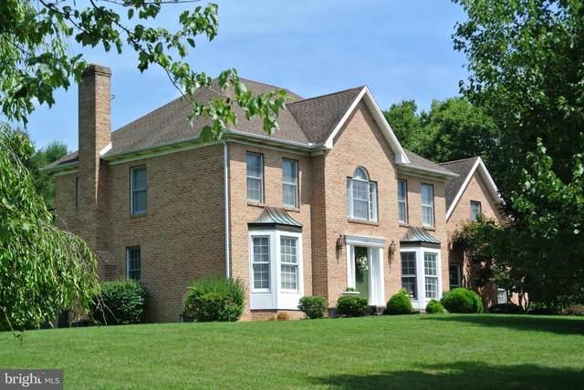 110 Foxfire Lane, LEWISBERRY, PA 17339 (#PAYK134540) :: The Joy Daniels Real Estate Group