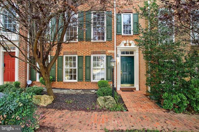 43805 Water Bay Terrace, LEESBURG, VA 20176 (#VALO405000) :: AJ Team Realty