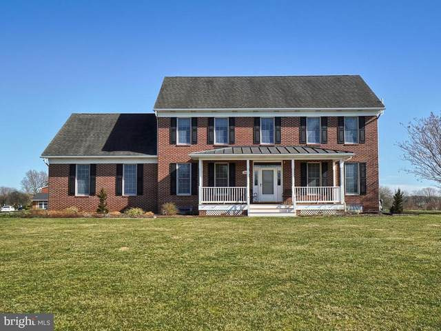 3201 Roderick Road, FREDERICK, MD 21704 (#MDFR260860) :: The Miller Team