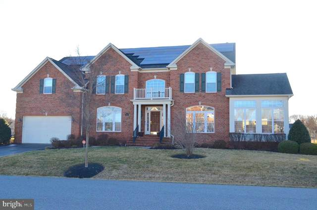 3802 Diplomat Avenue, BOWIE, MD 20721 (#MDPG561284) :: Tom & Cindy and Associates