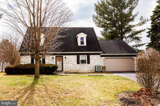 2460 Ellendale Drive, LANCASTER, PA 17602 (#PALA159792) :: John Smith Real Estate Group