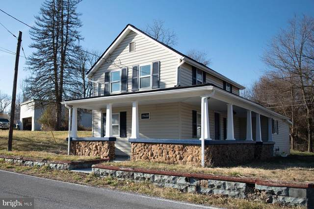 19608 Old Forge Road, HAGERSTOWN, MD 21742 (#MDWA171088) :: Talbot Greenya Group