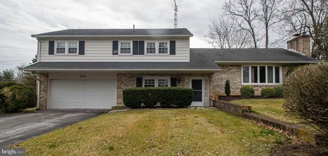 294 Overhill Drive, CHAMBERSBURG, PA 17202 (#PAFL171652) :: The Joy Daniels Real Estate Group