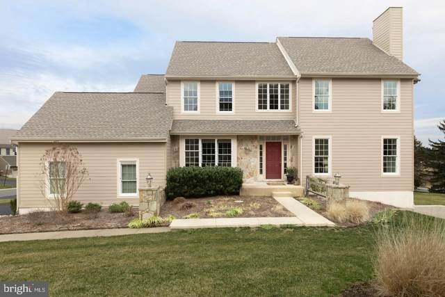 424 Homestead Drive, WEST CHESTER, PA 19382 (#PACT500510) :: The Dailey Group