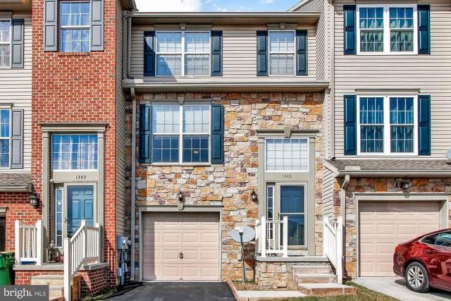 1343 Wanda Drive, HANOVER, PA 17331 (#PAYK134580) :: Liz Hamberger Real Estate Team of KW Keystone Realty