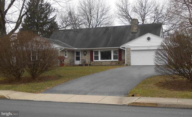 505 W High Street, MANHEIM, PA 17545 (#PALA159838) :: John Smith Real Estate Group
