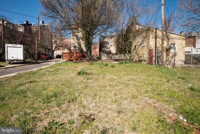 842 Lemmon Street, BALTIMORE, MD 21201 (#MDBA502848) :: Peter Knapp Realty Group