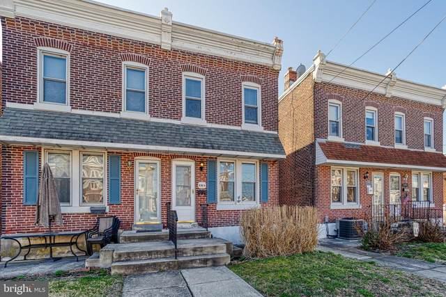 1305 E 9TH Street, EDDYSTONE, PA 19022 (#PADE514848) :: Keller Williams Realty - Matt Fetick Team