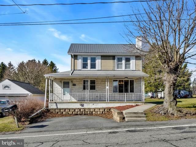 203 Gap Street, VALLEY VIEW, PA 17983 (#PASK129988) :: Ramus Realty Group