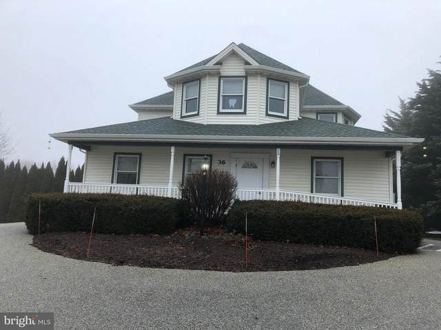 36 N Main Street, STEWARTSTOWN, PA 17363 (#PAYK134642) :: Younger Realty Group